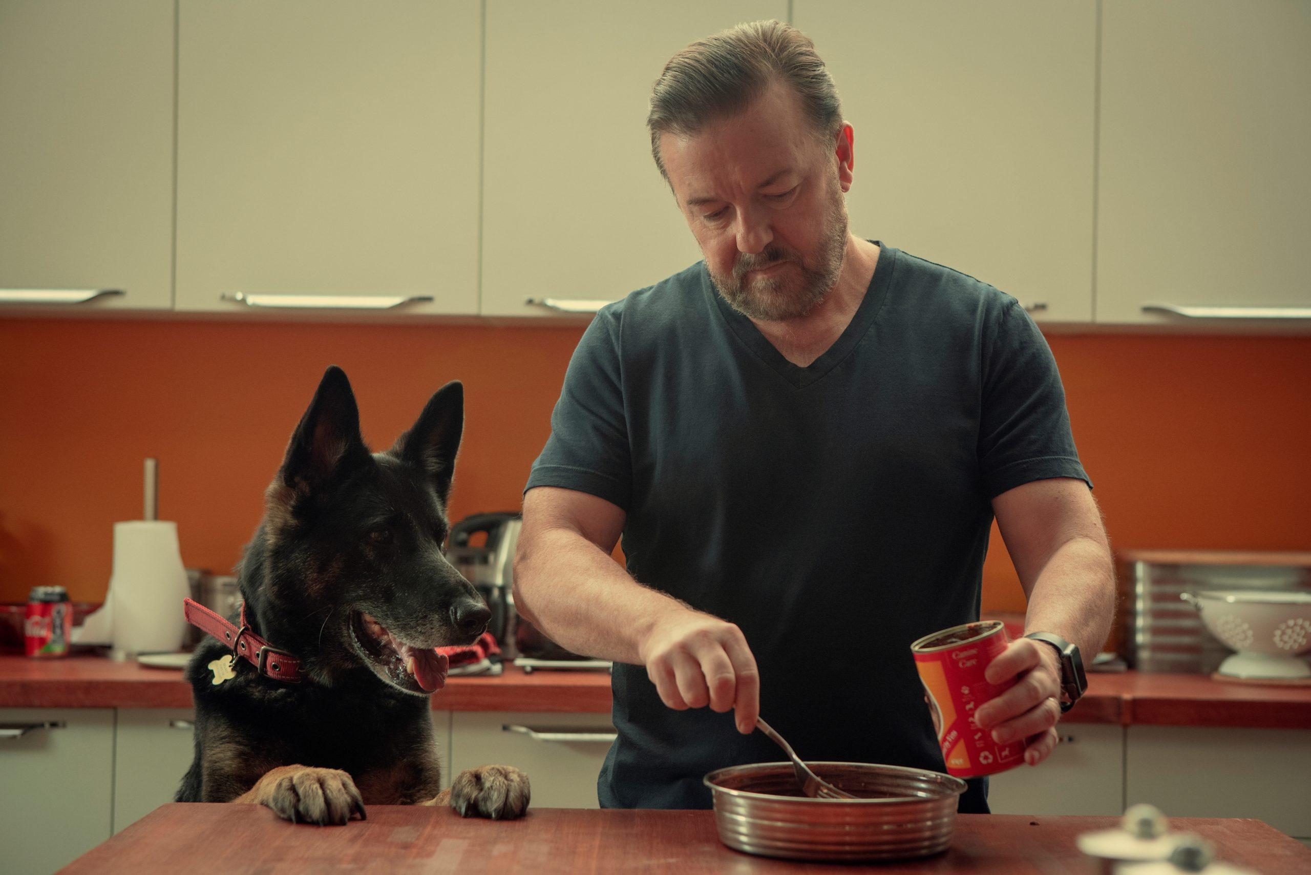 After Life 3 Netflix Ricky Gervais