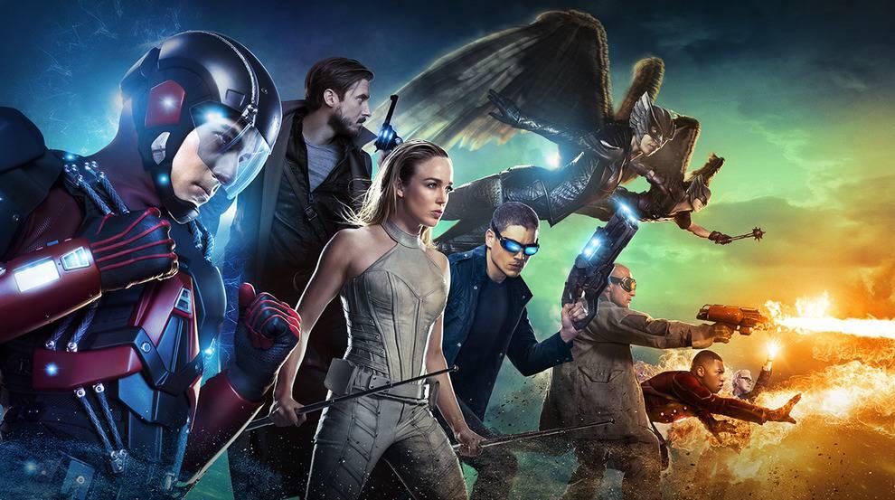 DC Legends of Tomorrow llegará finalmente a Netflix | El Rincón de Netflix