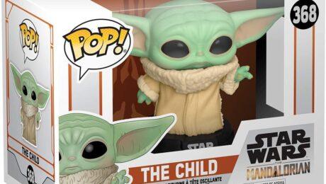 Funko Pop Baby Yoda