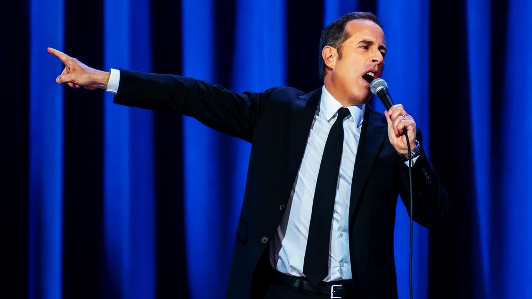 Jerry Seinfeld ha comentado que es muy posible que haya acabado con Comedians in Cars