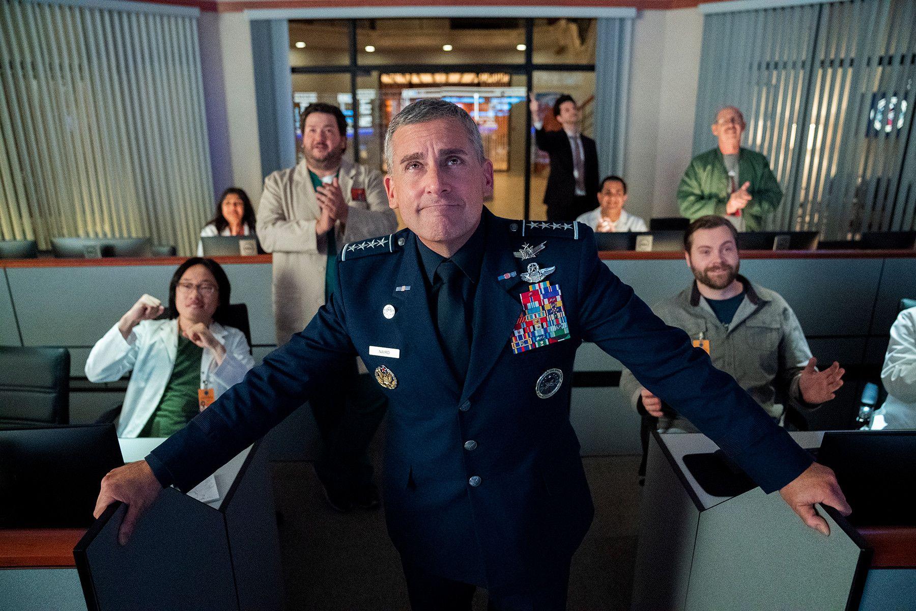 Space Force ya tiene su nuevo tráiler con la vuelta de Steve Carell a trabajar con Greg Daniels