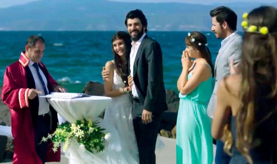 Series turcas Netflix