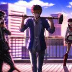 «Invasión en las alturas», un anime de horror, misterio y acción